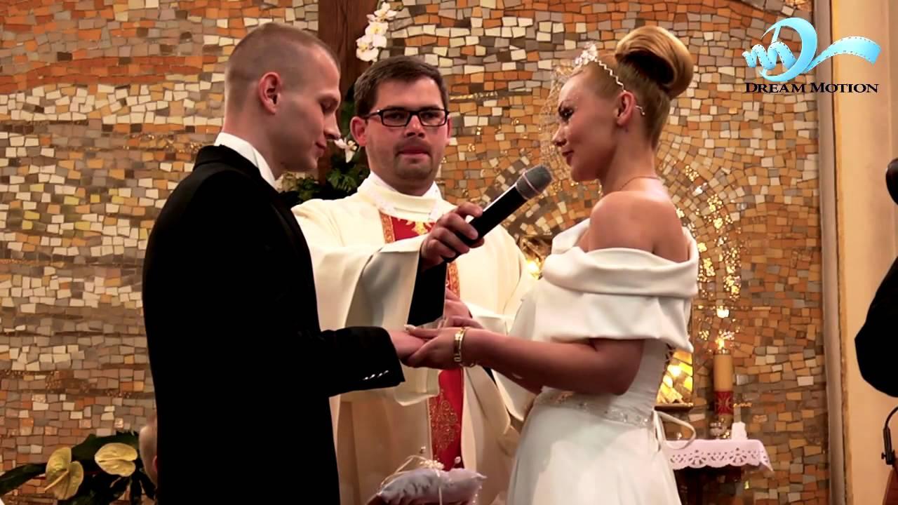 Film ślubny Margarety i Kamila Tarnów